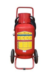 bình chữa cháy xe đẩy BC MFTZ35 bình dương